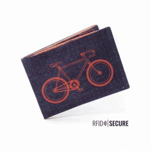Nachhaltige Geschenke - e-typisch -Portemonnaie RFID_Bike-vorne