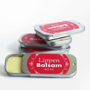Nachhaltige Geschenke - e-typisch - Lippenbalsam