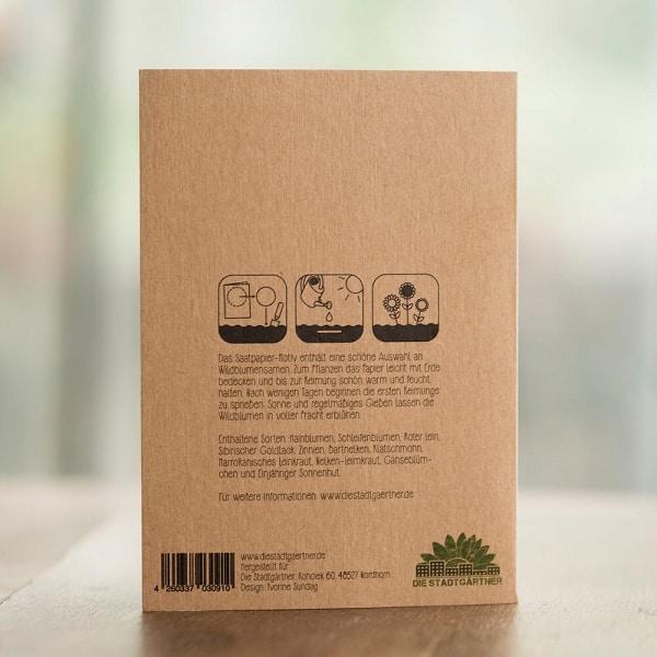 Grußkarte Genesungswünsche mit Teetasse 2