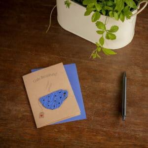 Umweltbewußte Geschenke - e-typisch - Saatkarten Gute Besserung