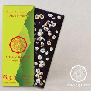Vegane Schokolade mit Haselnüssen aus Piemont - e-typisch - nachhaltige Geschenke