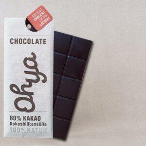 Umweltbewußte Geschenke - e-typisch Faritrade-Schokolade