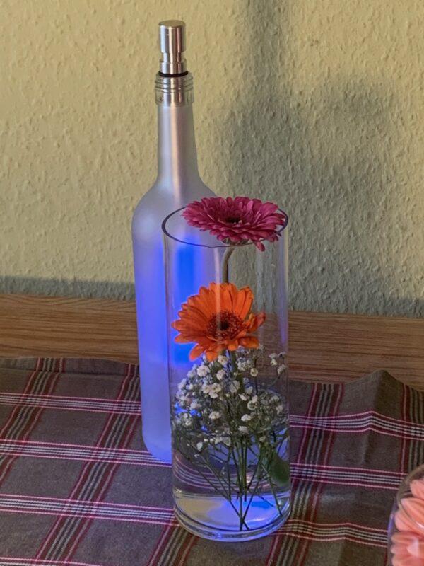 e-typisch-Flaschenleucht - bottlelights mit Farbwechsler