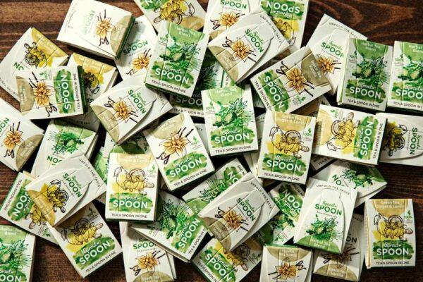 nachnalltige Geschenke - umweltfreundlicher Tee in Verpackung ohne Plastik