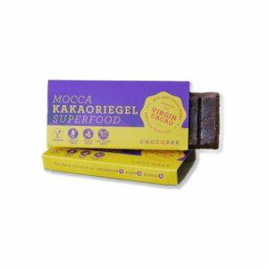 Fair Trade Geschenke - e-typisch - superfood -kakaoriegel