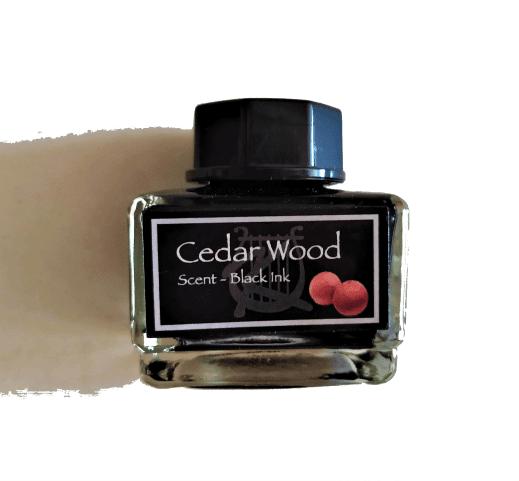Duftende Tinte Cedar Wood von e-typisch
