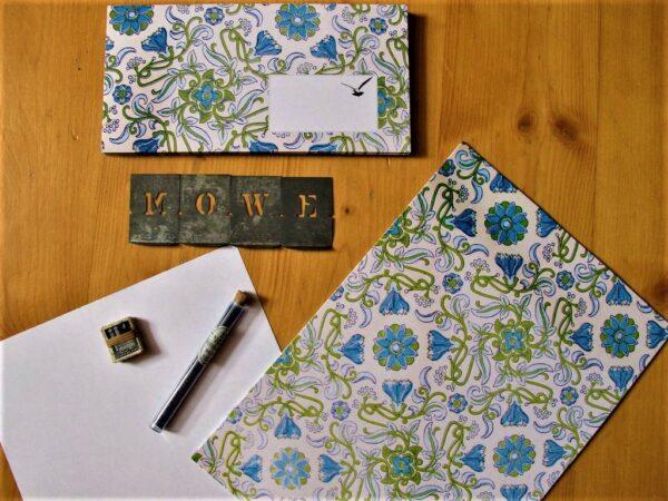 Briefpapier Umschlag Möve E-Typisch