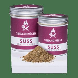 Bio-Gewürzmischung - Ayurvedischer Rohrpuderzcker, Zimt, Kardamom, Vanille