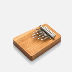 Kalimbas -Klangzungeninstrumente, e-typisch