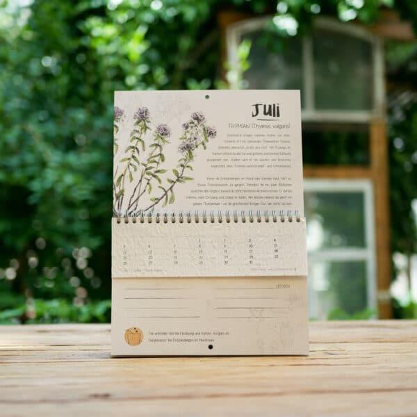12 einpflanzbare und austauschbare Samenstreifen bei e-typisch
