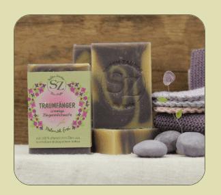 Ziegenmilchseife mit ätherischem Lavendelöl bei e-typisch