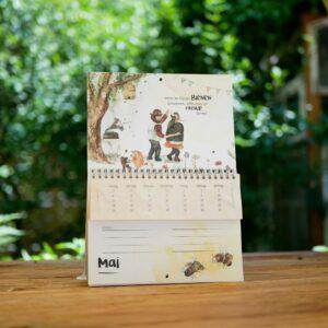 e-typisch-der wachsende Kalender - zwölfmalklug