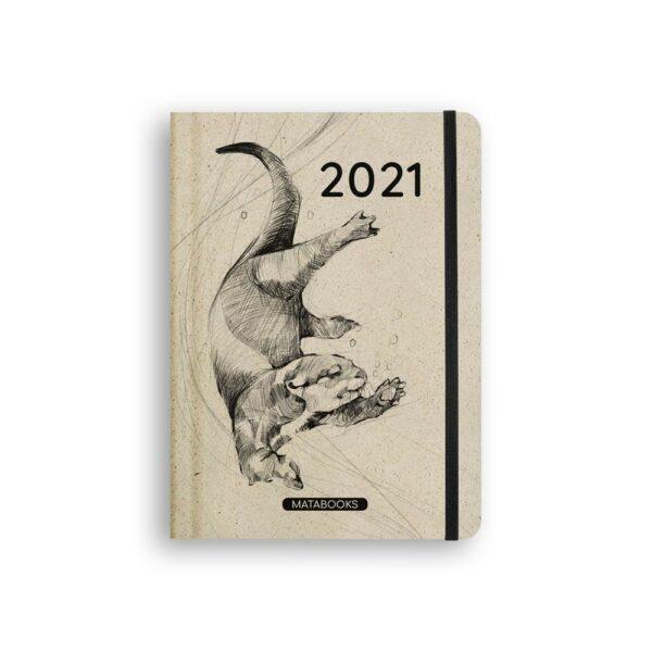 """A5 Kalender Samaya 2021 """"Endangered"""" bei e-typisch"""