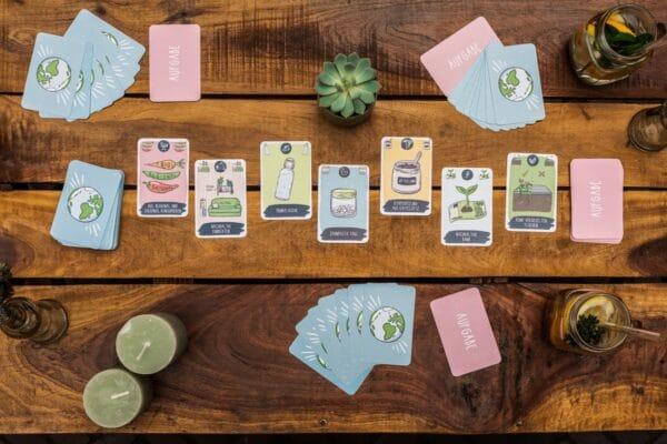 Planet A – Das nachhaltige Kartenspiel 1