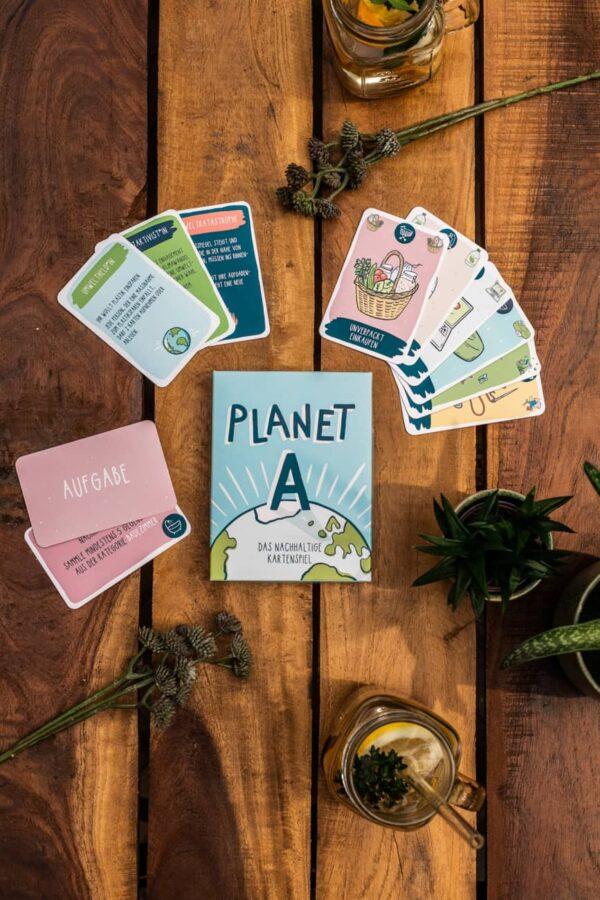Planet A – Das nachhaltige Kartenspiel 2