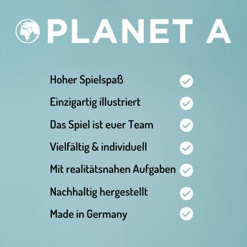 Planet A – Das nachhaltige Kartenspiel 5