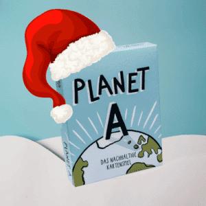 Planet A – Das nachhaltige Kartenspiel