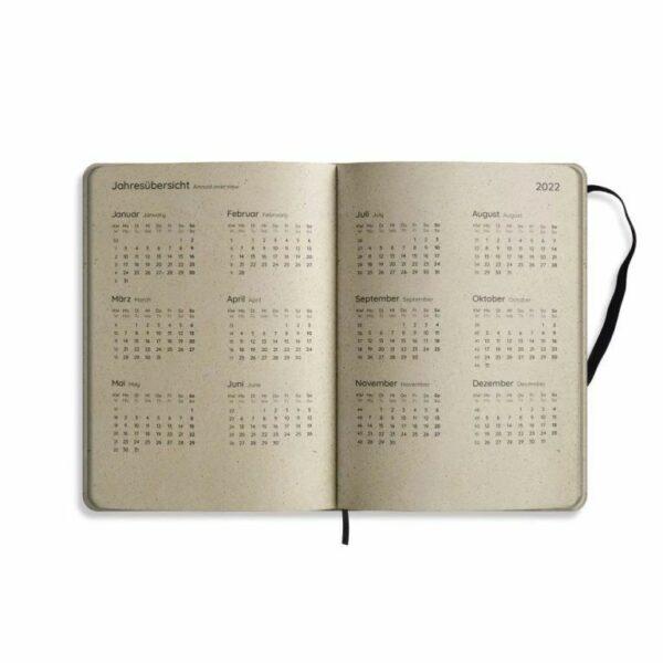kalender aus graspapier 2022-etypisch