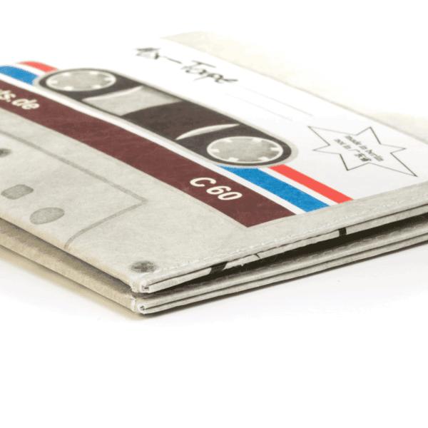 Nachhaltige Geldbörse Tyvek® - Mixtape 3