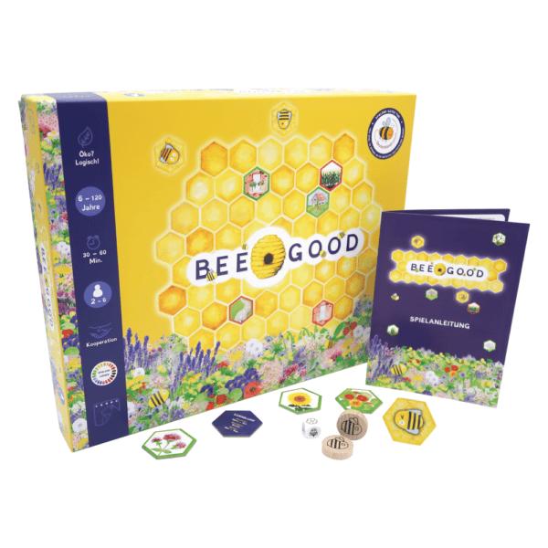 BeeGood - nachhaltiges Brettspiel über die Bienen