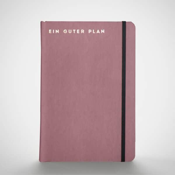 Achtsamer Planer - Ein guter Plan Pro Zeitlos (undatiert) Altrosa 1