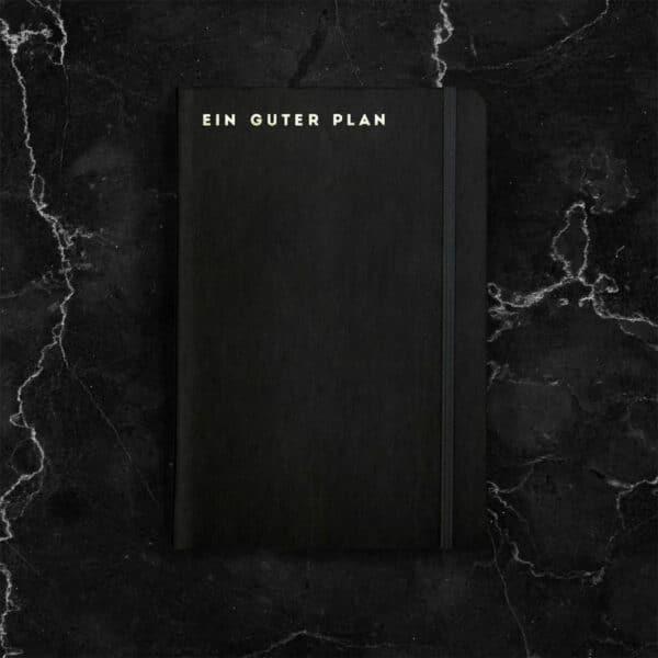 Achtsamer Planer -Ein guter Plan Pro Jahr 2022 - Grau 4