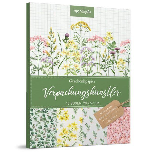 Verpackungskünstler Botanik - e-typisch