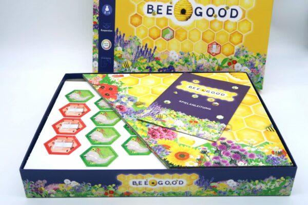 begood - nachhaltiges Spiel zum Schutz der Bienen- e-typisch