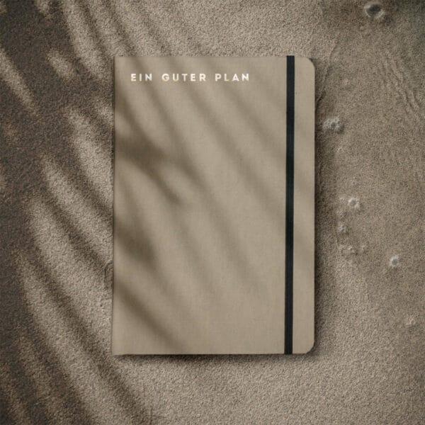 Achtsamer Planer - Ein guter Plan Pro Zeitlos (undatiert) Sand 1