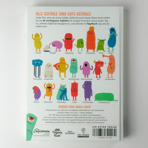 Achtsames Notizbuch für Kinder - Ein gutes Gefühl 1