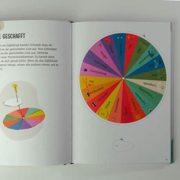 Achtsames Notizbuch für Kinder - Ein gutes Gefühl 3