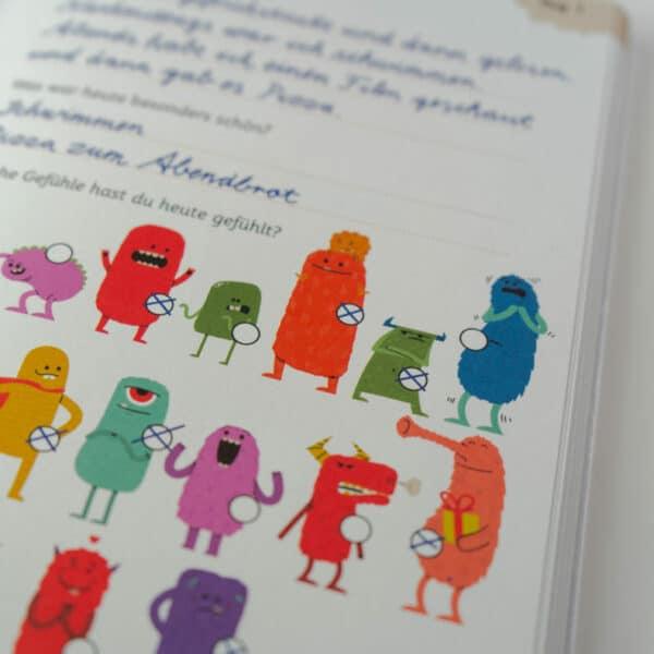Achtsames Notizbuch für Kinder - Ein gutes Gefühl 4