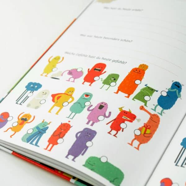 Achtsames Notizbuch für Kinder - Ein gutes Gefühl 6