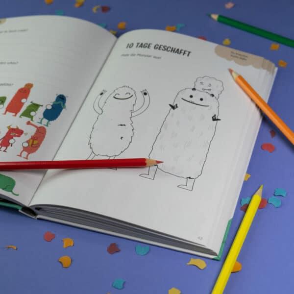 Achtsames Notizbuch für Kinder - Ein gutes Gefühl 2