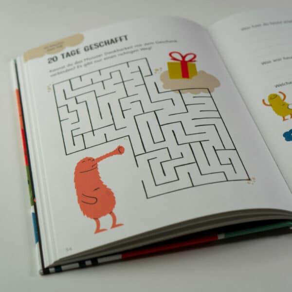 Achtsames Notizbuch für Kinder - Ein gutes Gefühl 7