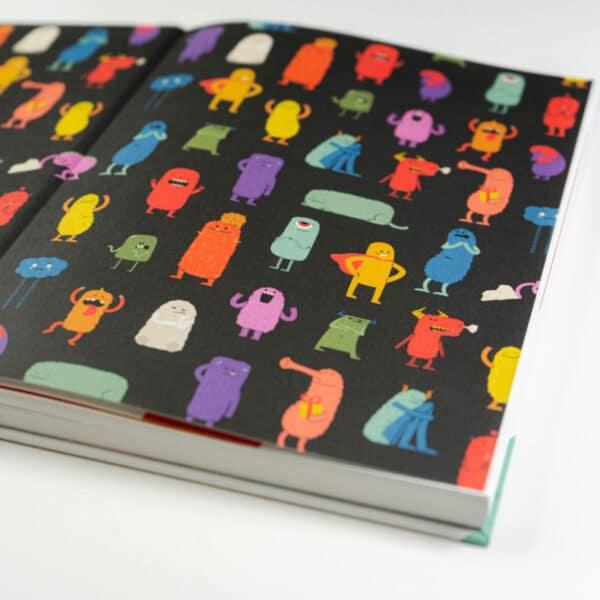 Achtsames Notizbuch für Kinder - Ein gutes Gefühl 9