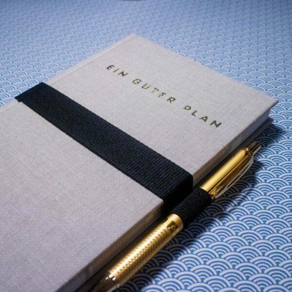 Stifthalter für Planer - Ein gutes Stiftband 2