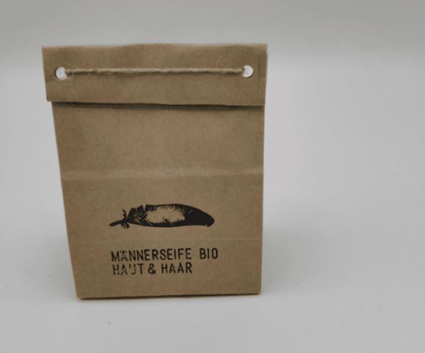 Männerseife • 8,73 € / 100 g • 80 g • 3