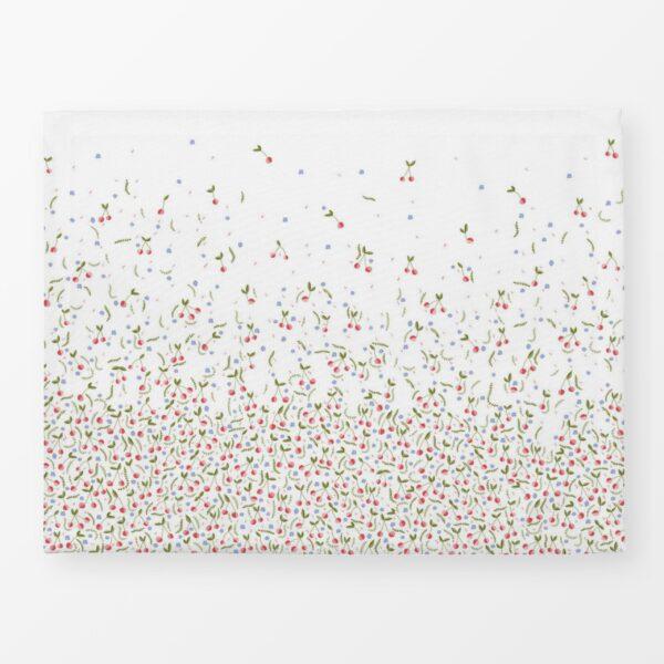 Tischset, 2 Stück im Set, 35x45cm, Design Das Leben ist schön 2
