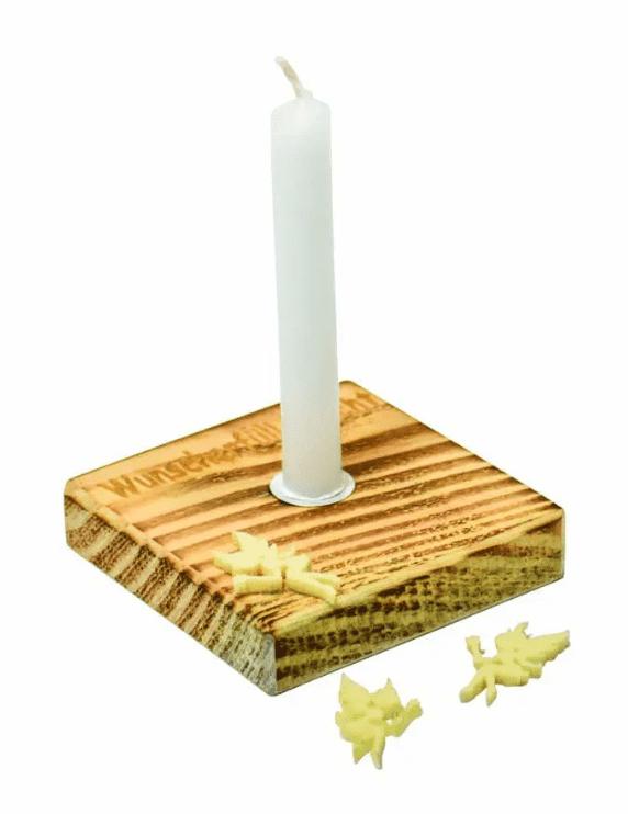 Wunscherfüllerlicht Upcycling