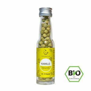teaballs biokamille - e-typisch