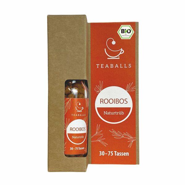 teaballs bio rooibos - e-typisch
