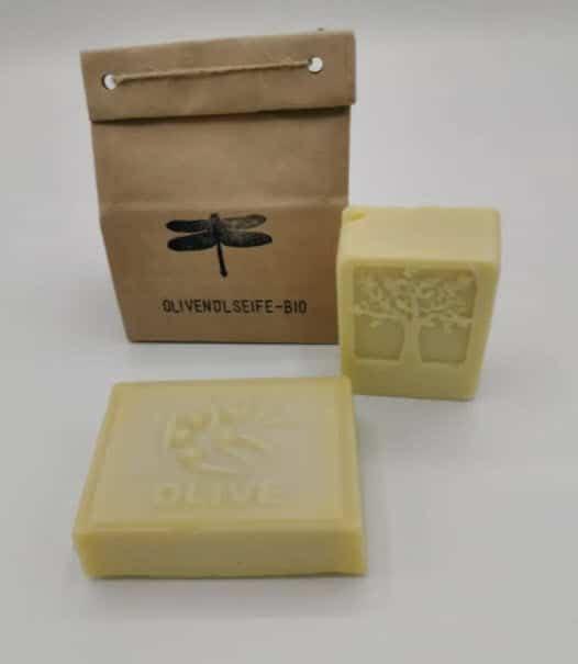 Olivenölseife e-typisch
