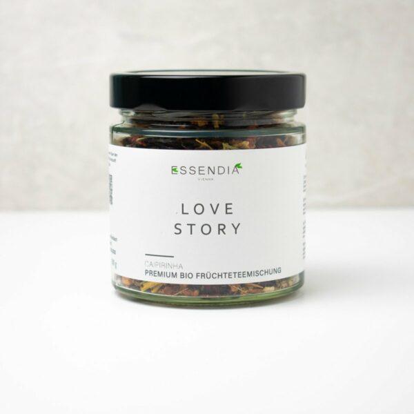 BIO-Früchteteemischung - Love Story - 10,00€/100g - Inhalt: 100g 1