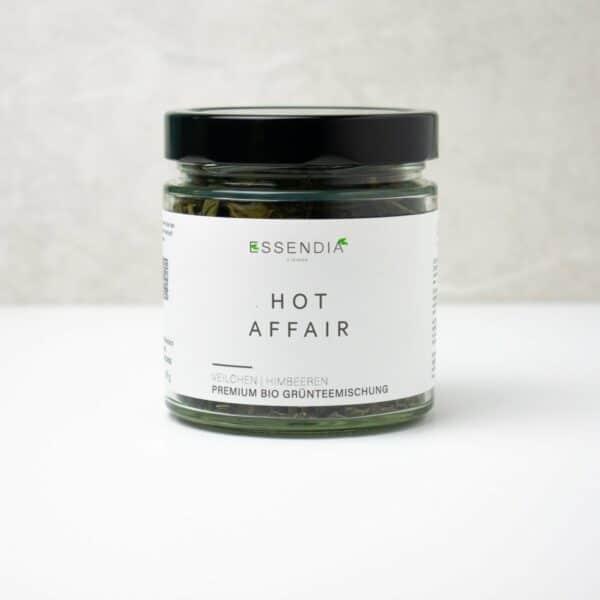 Hot Affair - Grünteemischung 1