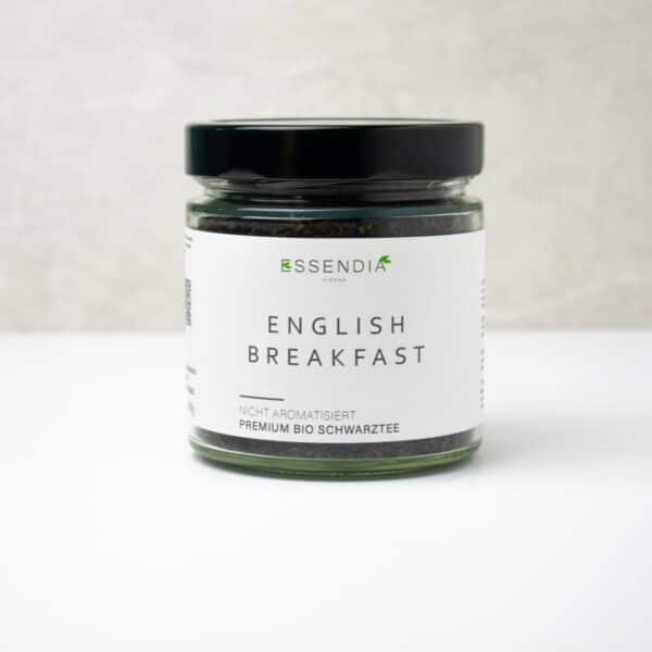 BIO-Schwarzteemischung - English Breakfast - 10,00€/100g - Inhalt: 100g 1