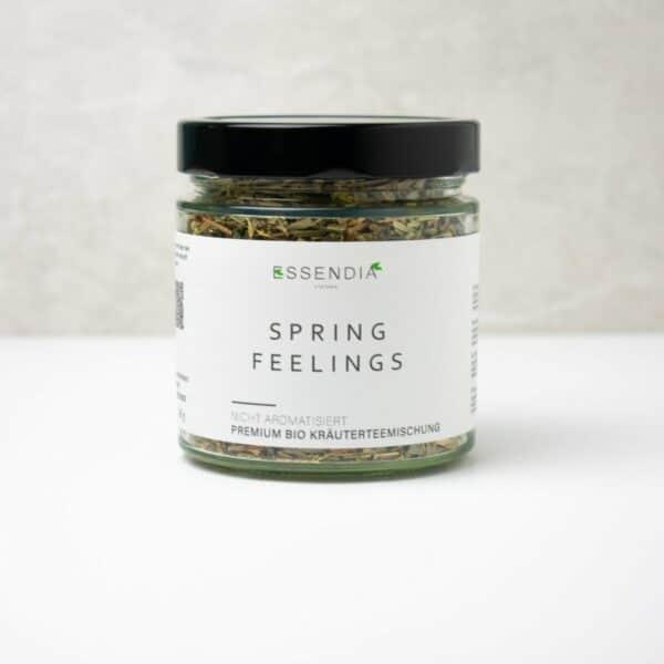 BIO-Kräuterteemischung - Spring Feelings - 12,14€/100g - Inhalt: 70g 1