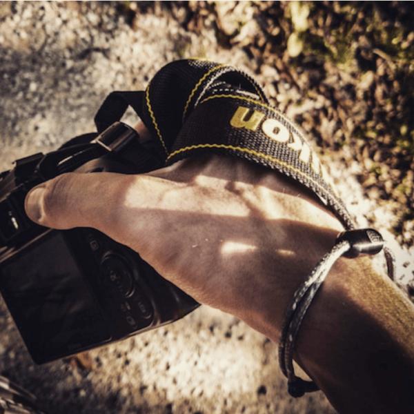 Armband aus Geisternetzen - Baltic Sea - Größe S (19 cm) 5