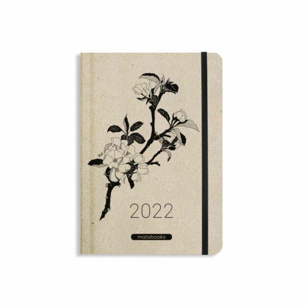 veganer Kalender aus Graspapier - garden - e-typisch